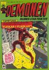 Cover for Demonen (Centerförlaget, 1966 series) #2/1968
