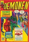 Cover for Demonen (Centerförlaget, 1966 series) #4/1968
