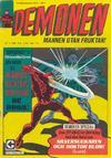Cover for Demonen (Centerförlaget, 1966 series) #6/1968