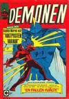 Cover for Demonen (Centerförlaget, 1966 series) #1/1969