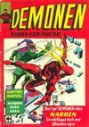 Cover for Demonen (Centerförlaget, 1966 series) #3/1969