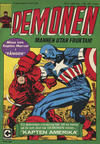 Cover for Demonen (Centerförlaget, 1966 series) #4/1969
