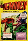 Cover for Demonen (Centerförlaget, 1966 series) #6/1969