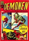 Cover for Demonen (Centerförlaget, 1966 series) #10/1969
