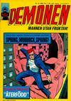 Cover for Demonen (Centerförlaget, 1966 series) #12/1969