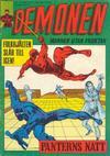 Cover for Demonen (Centerförlaget, 1966 series) #13/1969