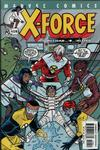 Cover for X-Force (Marvel, 1991 series) #119 [Direct Edition]