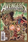 Cover for Avengers: Celestial Quest (Marvel, 2001 series) #3