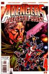 Cover for Avengers: Celestial Quest (Marvel, 2001 series) #4