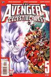 Cover for Avengers: Celestial Quest (Marvel, 2001 series) #5