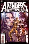 Cover for Avengers: Celestial Quest (Marvel, 2001 series) #6