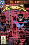 Cover for Nightwing (DC, 1996 series) #68