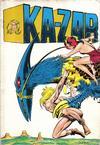 Cover for Ka-Zar (Carlsen/if [SE], 1979 series) #1