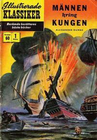 Cover Thumbnail for Illustrerade klassiker (Illustrerade klassiker, 1956 series) #60 - Männen kring Kungen