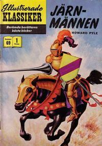 Cover Thumbnail for Illustrerade klassiker (Illustrerade klassiker, 1956 series) #69 - Järnmännen