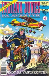 Cover Thumbnail for Indiana Jones på äventyr (Semic, 1993 series) #3/1993