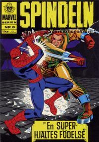 Cover Thumbnail for Marvelserien (Williams Förlags AB, 1967 series) #8