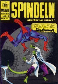 Cover Thumbnail for Marvelserien (Williams Förlags AB, 1967 series) #10