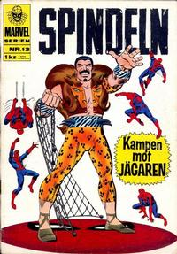 Cover Thumbnail for Marvelserien (Williams Förlags AB, 1967 series) #13