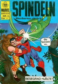 Cover Thumbnail for Marvelserien (Williams Förlags AB, 1967 series) #15