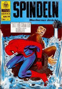 Cover Thumbnail for Marvelserien (Williams Förlags AB, 1967 series) #18