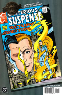 Cover Thumbnail for Millennium Edition: Mysterious Suspense 1 (DC, 2000 series)