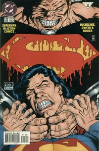 Cover Thumbnail for Action Comics (DC, 1938 series) #713