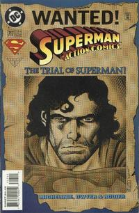 Cover Thumbnail for Action Comics (DC, 1938 series) #717