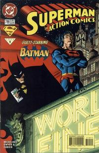 Cover Thumbnail for Action Comics (DC, 1938 series) #719
