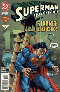 Cover Thumbnail for Action Comics (DC, 1938 series) #721 [Direct Sales]
