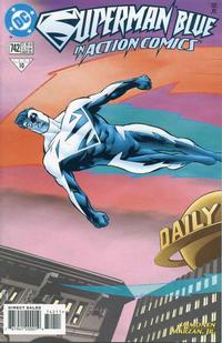 Cover Thumbnail for Action Comics (DC, 1938 series) #742 [Direct Sales]