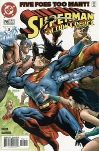 Cover Thumbnail for Action Comics (DC, 1938 series) #756