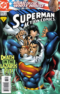 Cover Thumbnail for Action Comics (DC, 1938 series) #773