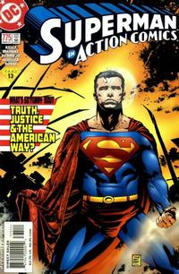 Cover Thumbnail for Action Comics (DC, 1938 series) #775 [Direct Sales]