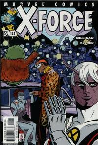 Cover Thumbnail for X-Force (Marvel, 1991 series) #121 [Direct Edition]