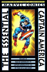 Cover Thumbnail for Essential Captain America (Marvel, 2000 series) #1