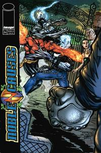 Cover Thumbnail for Noble Causes (Image, 2002 series) #2