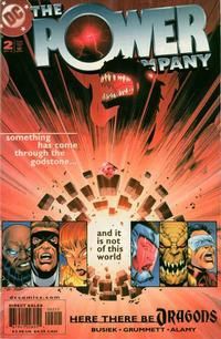 Cover Thumbnail for The Power Company (DC, 2002 series) #2