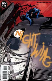 Cover Thumbnail for Nightwing (DC, 1996 series) #64
