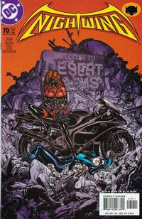 Cover Thumbnail for Nightwing (DC, 1996 series) #70