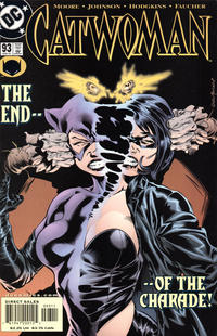 Cover Thumbnail for Catwoman (DC, 1993 series) #93 [Direct Edition]