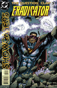 Cover Thumbnail for Showcase '95 (DC, 1995 series) #3