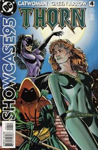 Cover Thumbnail for Showcase '95 (DC, 1995 series) #4