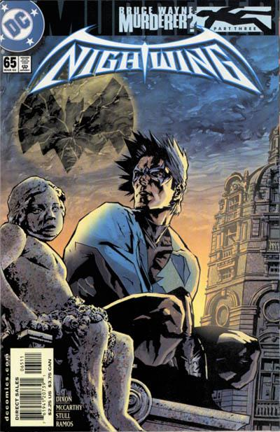 Cover for Nightwing (DC, 1996 series) #65