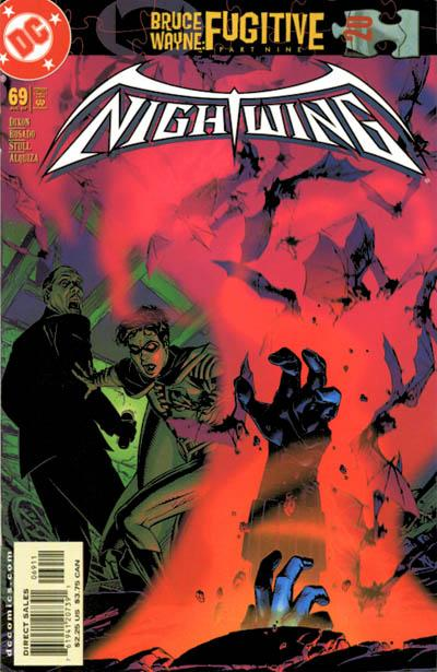 Cover for Nightwing (DC, 1996 series) #69