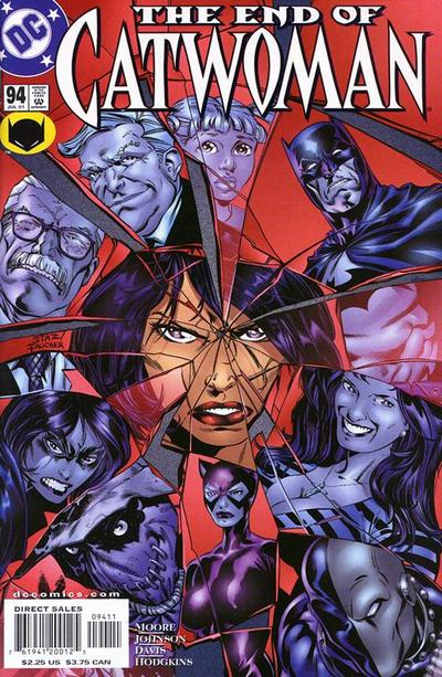 Cover for Catwoman (DC, 1993 series) #94