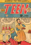 Cover for Teen Comics (H. John Edwards, 1950 ? series) #33
