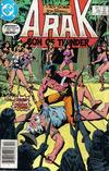 Cover Thumbnail for Arak / Son of Thunder (1981 series) #28 [Canadian]