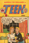 Cover for Teen Comics (H. John Edwards, 1950 ? series) #6