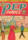 Cover for Pep Comics (H. John Edwards, 1951 series) #32